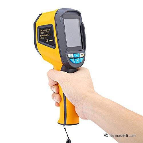 Hti HT-02D Thermal Imaging Camera