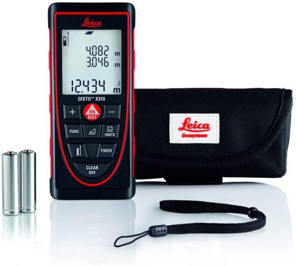 Leica DISTO X310 Laser Distance Meter