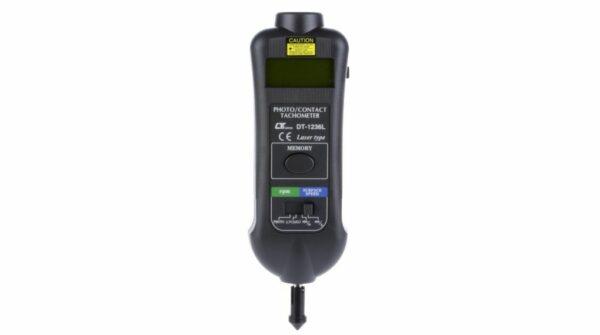 LUTRON DT1236L Digital Portable Tachometer