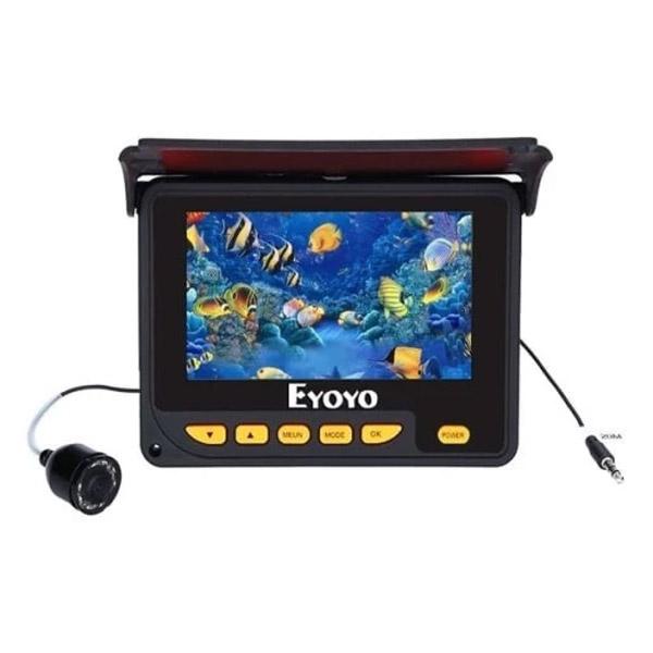 Underwater Fishing Camera Eyoyo 4.3 Display